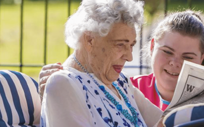 What is the Difference Between a Care Home and a Nursing Home?